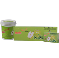 Mazaj Apple Mint Flavour